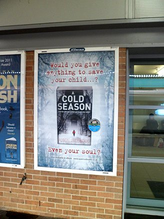 A Cold Season, by Alison Littlewood