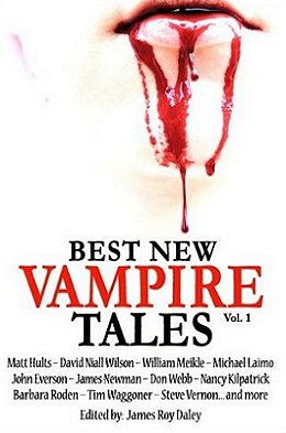 Best New Vampire Tales