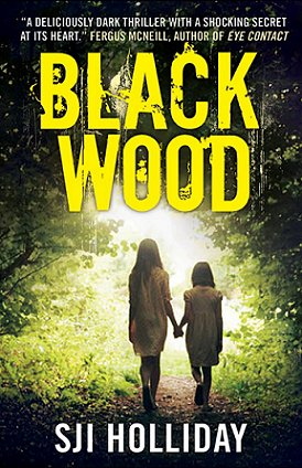 Black Wood by SJI Holliday