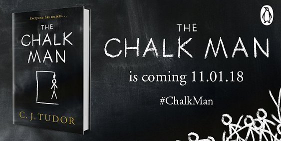 The Chalk Man, C.J. Tudor