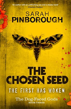 The Chosen Seed, by Sarah Pinborough