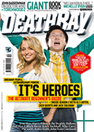 DeathRay Issue 5