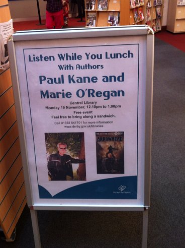 Listen While You Lunch, with Paul Kane and Marie O'Regan