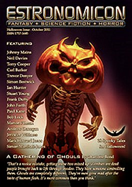 Estronomicon Halloween Issue
