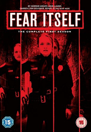 Fear Itself Series 1 DVD