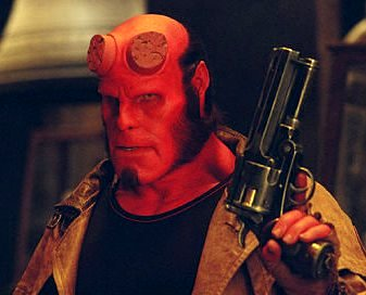 Hellboy, The Dragon Pool