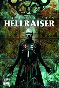 Hellraiser Comic