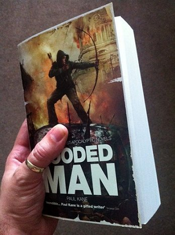 The Hooded Man, omnibus edition, by Paul Kane