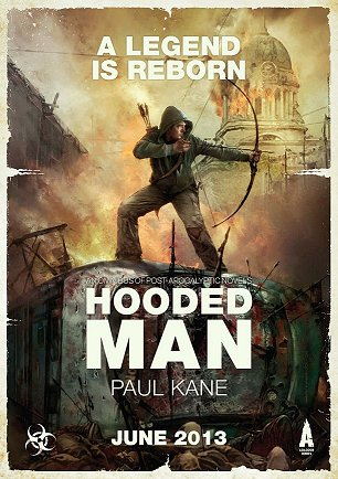 Hooded Man, omnibus edition, by Paul Kane