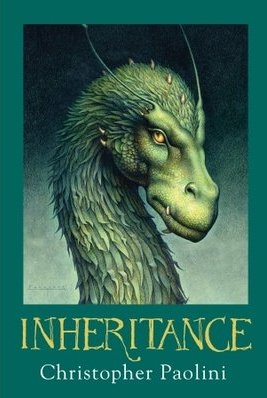 Inheritance, Christopher Paolini