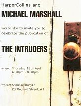 The Intruders, Michael Marshall