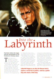 Labyrinth article