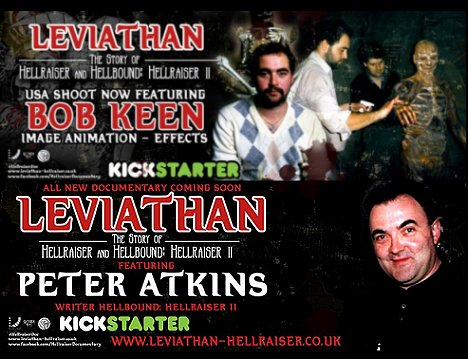 Leviathan Documentary: Bob Keen and Peter Atkins