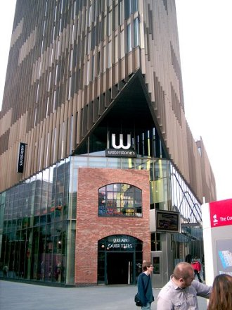 Waterstone's, Liverpool One