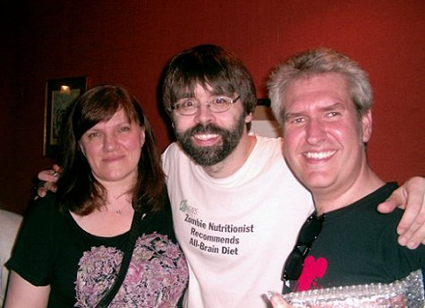 Marie O'Regan, Joe Hill, Paul Kane