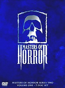 Masters of Horror, Series 2, Volume 1