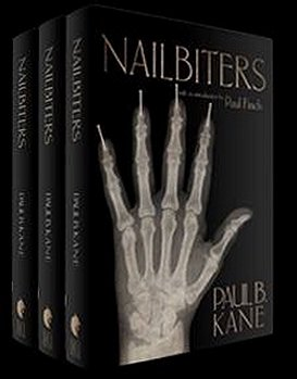 Nailbiters books, Paul B. Kane
