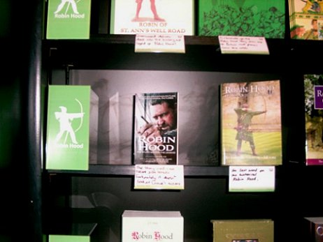 Robin Hood display