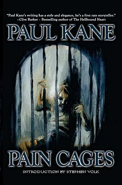 Pain Cages, Paul Kane