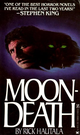Moondeath, by Rick Hautala