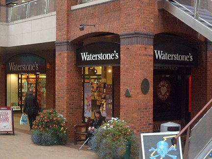 Waterstone's, Sheffield, Orchard Square