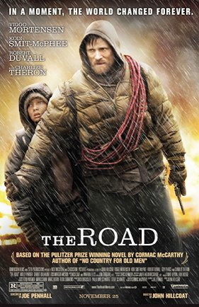 Film poster for The Road