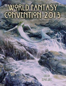 World Fantasy Convention 2012 programme book