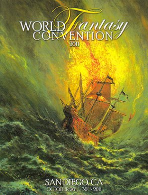 World Fantasy Convention 2011. Souvenir Programme booklet