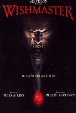 Wishmaster, screenplay by Peter Atkins