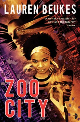 Zoo City, Lauren Beukes