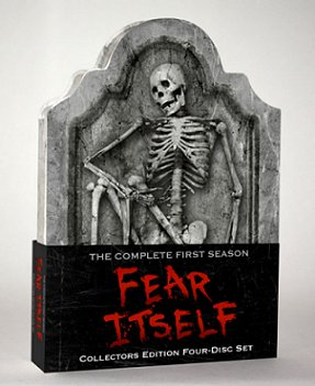 Fear Itself boxed set DVD